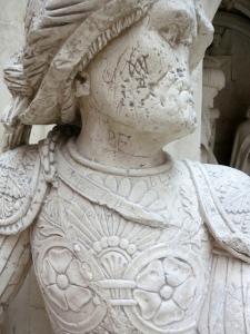 Plaster cast from the Palais de Chaillot