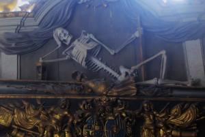 from Rostock's Marienkirche