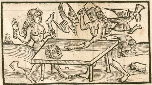 Mandeville, 1499 printing, Strasbourg