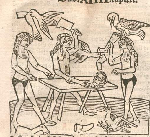 Mandeville, 1488 printing, Strasbourg